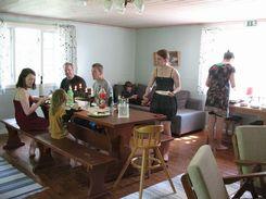 Vardagsrum/ Livingroom